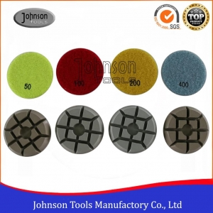 China 75-100mm Diamond Concrete Polishing Pads Cutting Blades on sale