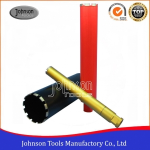 China 32 to 350mm Concrete Core Bit, Concrete Hole Saw Cutting Blades on sale