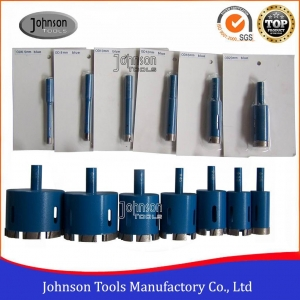 China 6.5-100mm Stone Core Bits with Straight Shaft Cutting Blades on sale