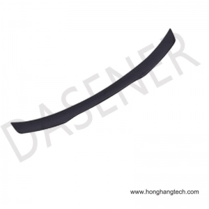 China Factory Price Auto accessories Rear Wing Spoiler Fit for Mustang A Rear wing spoiler high quality on sale