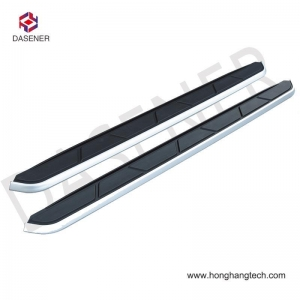 China Car Accessory Aluminum Running board/Side Steps Bar Fit for VW Tiguan high quality on sale