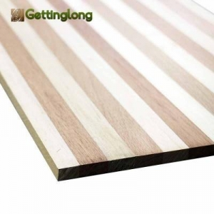 China Eco-friendly Poplar &Beech Solid Wood Panel on sale
