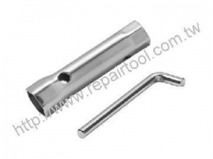 China Motorcycle Repair Tools 2 in 1 Spark Plug Wrench on sale
