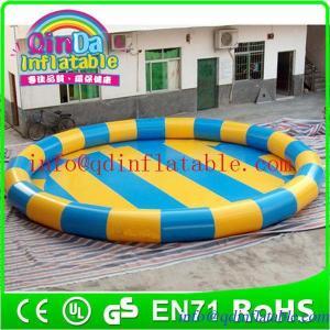 China QinDa inflatable kids bath pool,swimming pool baby bathtub inflatable pool on sale