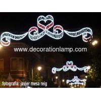 China 2D led Street motif light Festive christmas Light on sale