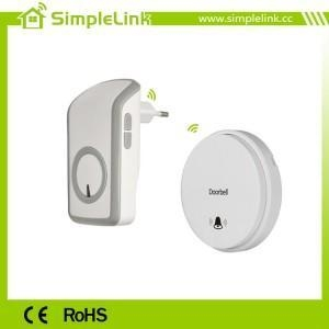 China Wireless Doorbell Battery-free Wireless Doorbell on sale