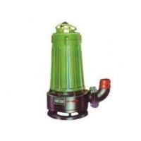 China WQKQG submersible sewage pump with cutting device on sale
