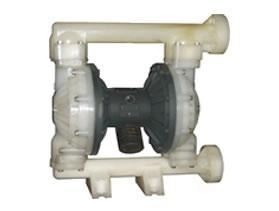 China QBK third generation of pneumatic diaphragm pump on sale