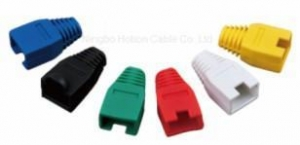 China PVC Boot for Cat.5e/6 Cable on sale