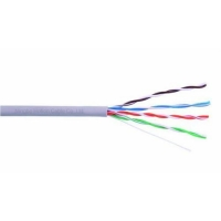 China UTP Cat.5e Solid Lan Cable on sale