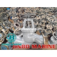 Marine Cast Steel Overboard Stop Check Valve GB/T1853-2008 Type A/AS