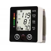 China Automatic Wrist Blood Pressure Monitor(nonvoice) on sale