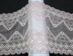 China Designer double colored voile lace fabric LCJ8150 on sale