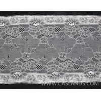 China 2014 White elastic lace for young girls clothes LCS85052 on sale