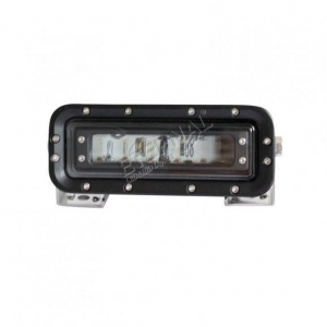 China 6 18W red zone safety forklift light EL-3181 on sale