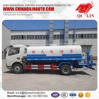 China 4X2 10cbm water sprinkler tank truck on sale