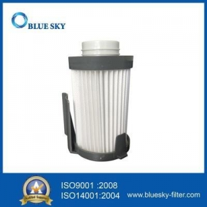 China White HEPA Filter for Eureka Dcf-10/Dcf-14 Vacuum Cleaner on sale
