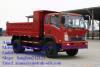 China Sinotruk 4x2 10 ton light duty dumper truck on sale