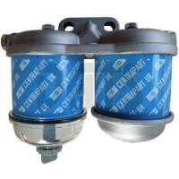 China Double Fuel Filter Assy (1 x Glass Bowl & 1 x Metal Bowl) 1/2UNF on sale