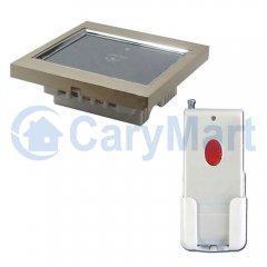 China AC 220V / 240V 13A Remote Control Power Outlet / Socket Kit British Standards Plug Socket on sale