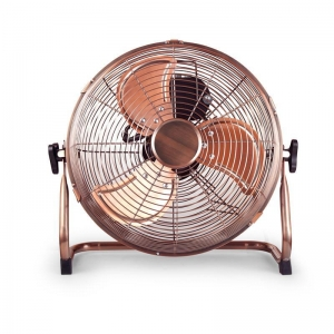 China Air Cooling 12 inch high velovity metal floor fan with high quality CE CB ROHS certificate on sale