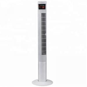 China electric tower fan LCD display screens Remote Control fan 120CM bladeless fan CB CE SAA KC D36-1 on sale