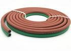 China Flame Resistant 1/4'' Oxy Acetylene Welding Hoses Grade RM 13mm Od Size on sale