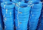 China Blue Rubber Air Hose For Pneumatic Tools , Flexible Air Compressor Hose on sale