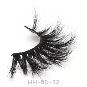 China Video Vixen Mink Lashes Mink Wispy Faux Mink Lash Beauty Makeup Natural Long Eye Lashes on sale