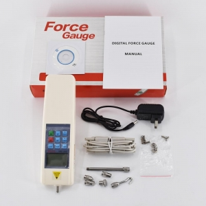 China Pull Push Force Gauge Digital Dynamometer 2-500N Force Gage Tools and Equipment on sale