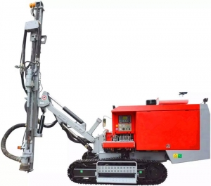 China Integrated Down Hole Drill Rig on sale