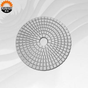 China Flexible Wet Diamond Polishing Pad on sale