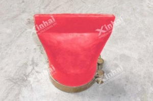 China Rubber Check Valve on sale