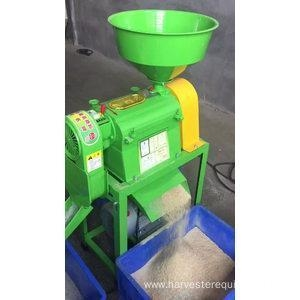 China use home mini rice mill machinery in India on sale