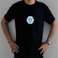 China HC-06 EL Panel T-shirt on sale
