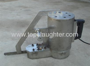 China Abattoir machinery Chest Opening Saw on sale