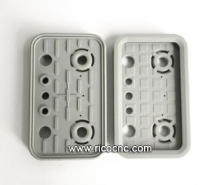 China CNC Top Vacuum Clamp Suction Cups Pods Cover Rubber Replacement Plates for CNC Routers on sale