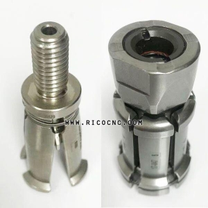 China Pull Stud Grippers for ISO30 HSK63 BT30 Automatic Tool Clamping Spindles Motors on sale