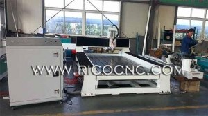 China 3 Axis Stone CNC Machine with Rotary Equipment for 3D Stone Carving S1330CR on sale