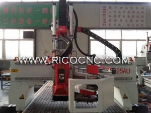 China Carousel Type Automatic Tool Changer Mechanism Tool Changing CNC Router Machine ATC1325AU on sale
