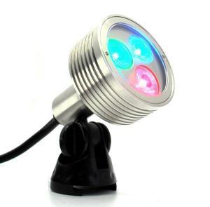 China 8 Watt RGB LED Spot Light, Spike Light on sale