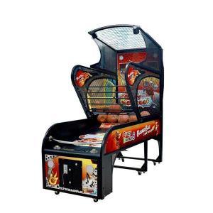 China Scoreboard Basketball Shooting Machine on sale