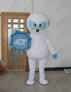 China white alien mascot costumes ADT Product No.:costumes2783 on sale