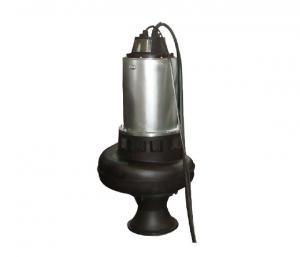 China LQW screw centrifugal non clogging pump on sale