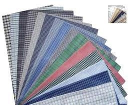China Yarn Dyed Woven Fabric on sale
