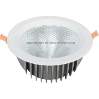 China New Design Die Casting Aluminum COB Downlight on sale