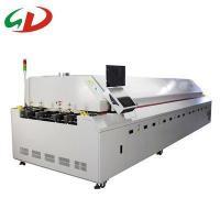 China SMD PCB Process LED Light Making Machine SMD Reflow Oven Machine for PCBA on sale