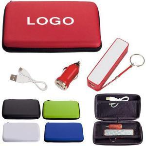China Power Bank Case Tech Travel Kits With Custom Logo-ADCS3145 on sale