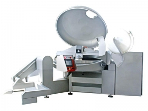China Vacuum Meat Bowl Cutter ZKZB125 .200 .330 .420 on sale