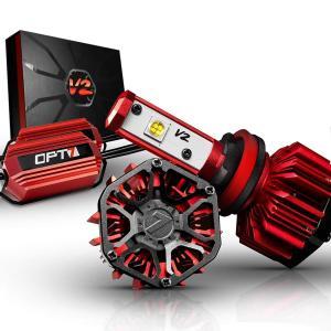 China OPT7 LED Headlight Conversion Kit on sale